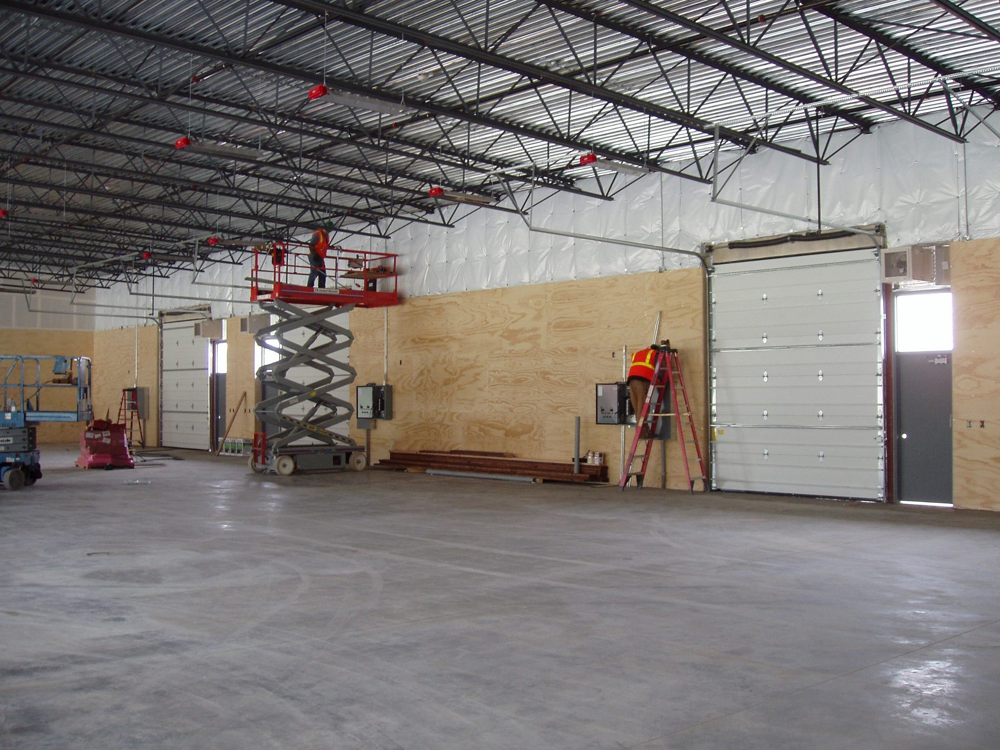 Moving to a warehouse brings more space, but more responsibility